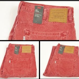 New Levi's 511 Slim Fit